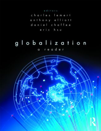 Globalization: A Reader book cover