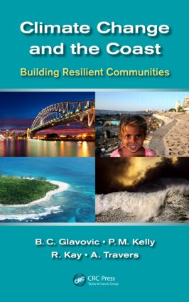 Climate Change and the Coast: Building Resilient Communities (Hardback) book cover