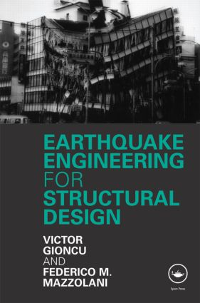 Earthquake Engineering for Structural Design (Hardback) book cover