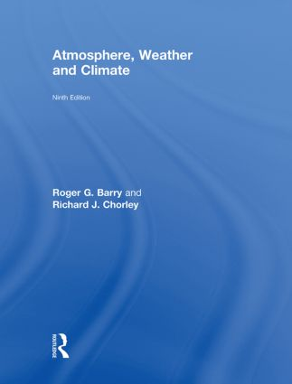 Atmosphere, Weather and Climate: 1st Edition (Hardback) book cover