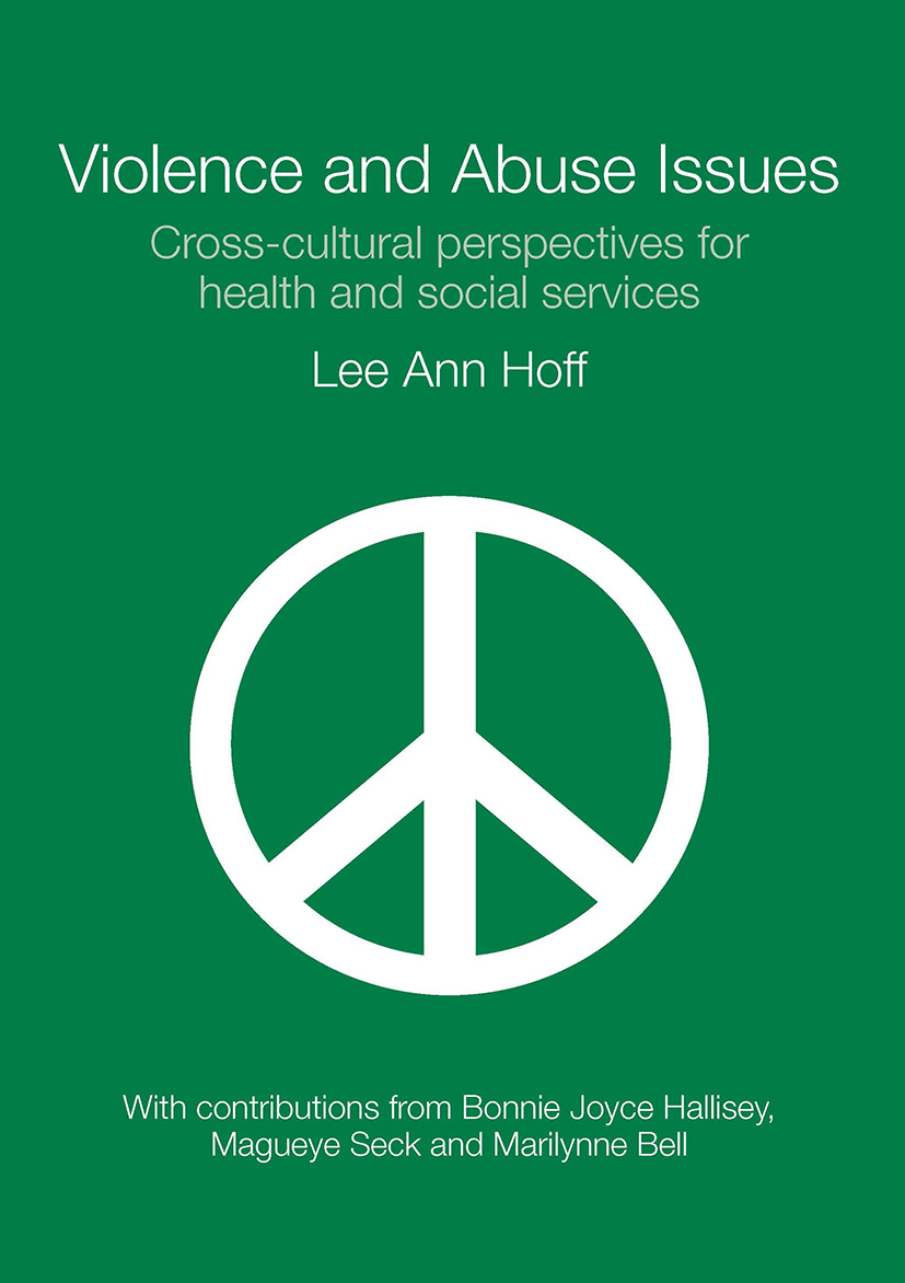 Violence and Abuse Issues: Cross-Cultural Perspectives for Health and Social Services (Paperback) book cover