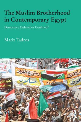 The Muslim Brotherhood in Contemporary Egypt: Democracy Redefined or Confined? (Hardback) book cover
