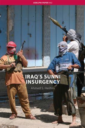 Iraq's Sunni Insurgency book cover