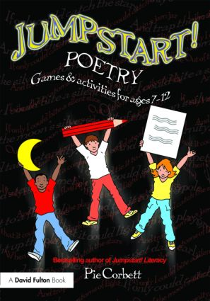 Jumpstart! Poetry: Games and Activities for Ages 7-12 book cover