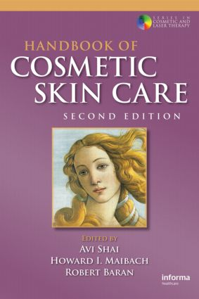 Handbook of Cosmetic Skin Care: 2nd Edition (Paperback) book cover
