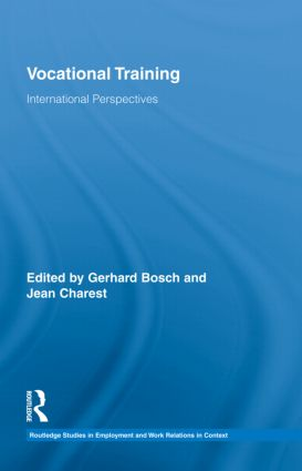 Vocational Training: International Perspectives (Hardback) book cover