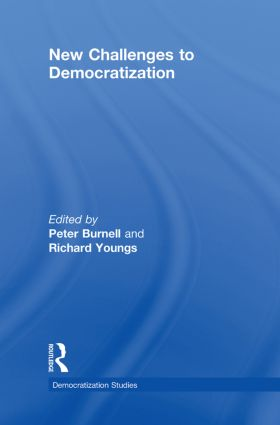 New Challenges to Democratization book cover