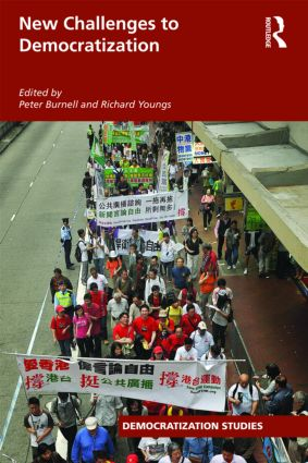 New Challenges to Democratization (Paperback) book cover