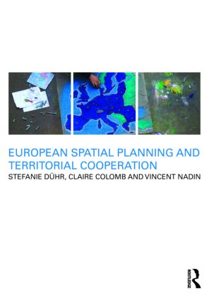 European Spatial Planning and Territorial Cooperation: 1st Edition (Paperback) book cover