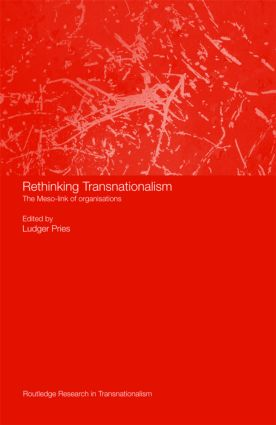 Rethinking Transnationalism: The Meso-link of organisations (Hardback) book cover