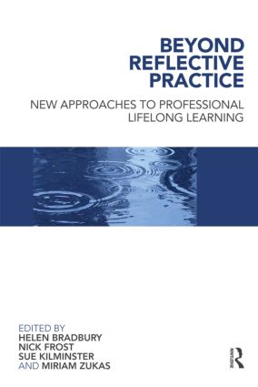 Beyond Reflective Practice: New Approaches to Professional Lifelong Learning, 1st Edition (Paperback) book cover