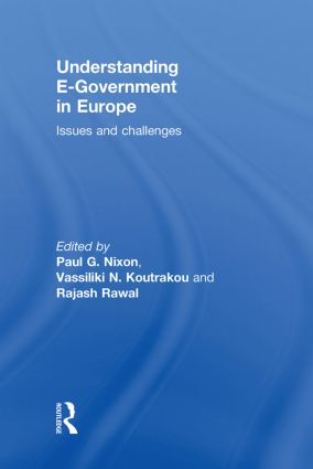 Understanding E-Government in Europe: Issues and Challenges book cover