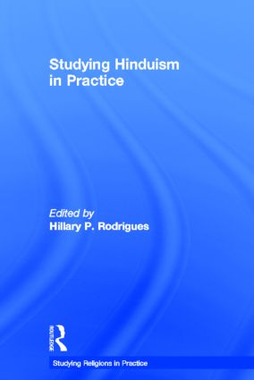Studying Hinduism in Practice book cover