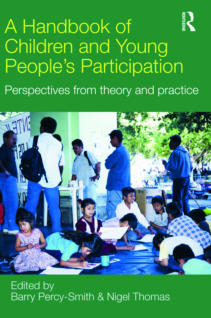 A Handbook of Children and Young People's Participation: Perspectives from Theory and Practice (Paperback) book cover