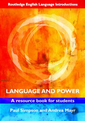 Language and Power: A Resource Book for Students (Paperback) book cover