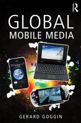 Global Mobile Media: 1st Edition (Paperback) book cover