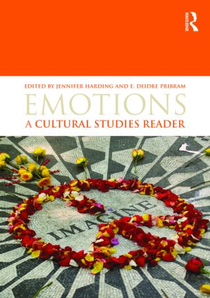 Emotions: A Cultural Studies Reader (Paperback) book cover