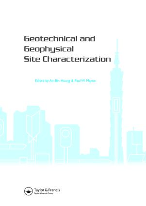 Geotechnical and Geophysical Site Characterization: Proceedings of the 3rd International Conference on Site Characterization (ISC'3, Taipei, Taiwan, 1-4 April 2008). BOOK Keynote papers (258 pages) + CD-ROM full papers (1508 pages), 1st Edition (Hardback) book cover