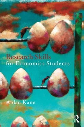 Research Skills for Economics Students book cover