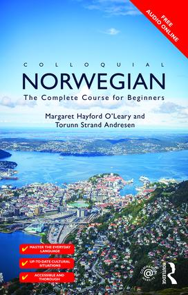 Colloquial Norwegian: The Complete Course for Beginners book cover