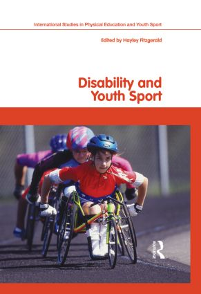 Disability and Youth Sport book cover