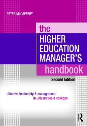 The Higher Education Manager's Handbook