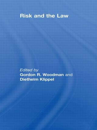 Risk and the Law