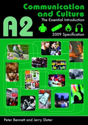 A2 Communication and Culture: The Essential Introduction (Paperback) book cover