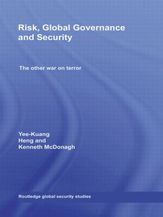 Risk, Global Governance and Security: The Other War on Terror (Hardback) book cover
