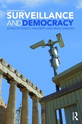 Surveillance and Democracy (Paperback) book cover