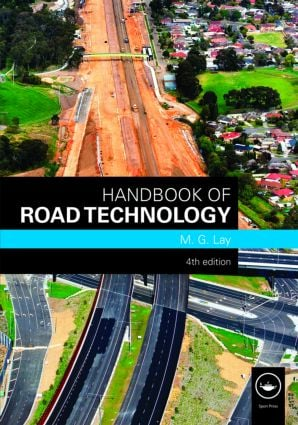 Handbook of Road Technology: 4th Edition (Hardback) book cover
