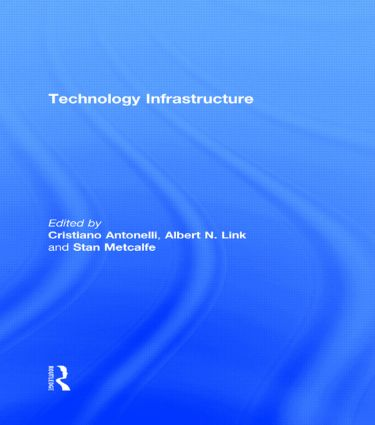 Technology Infrastructure: 1st Edition (Hardback) book cover
