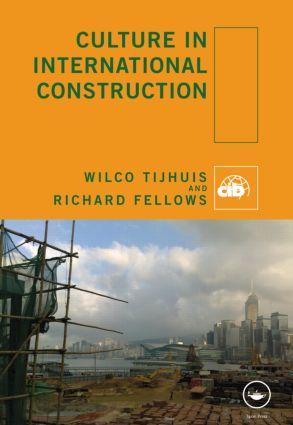 Culture in International Construction (Hardback) book cover