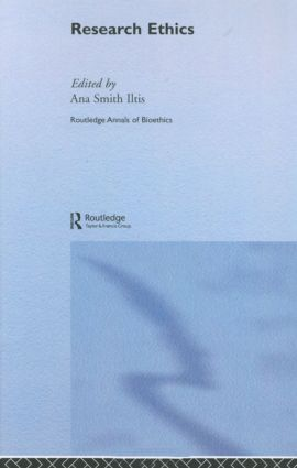 Research Ethics: 1st Edition (Paperback) book cover