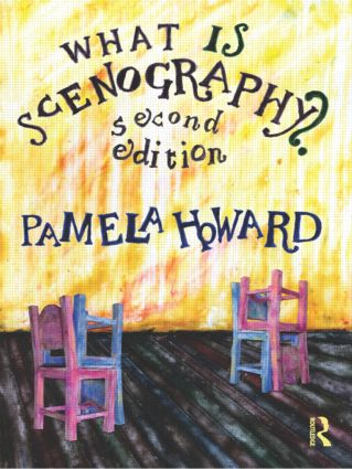 What is Scenography?: 2nd Edition (Paperback) book cover