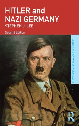 Hitler and Nazi Germany book cover