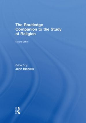 The Routledge Companion to the Study of Religion book cover