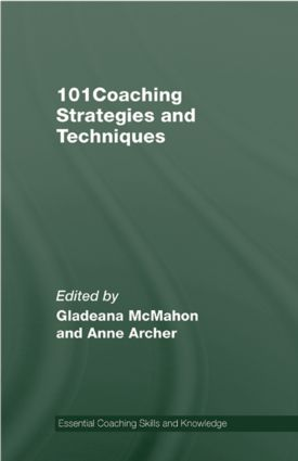101 Coaching Strategies and Techniques book cover