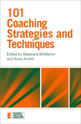 101 Coaching Strategies and Techniques (Paperback) book cover