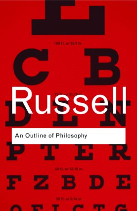 An Outline of Philosophy: 1st Edition (e-Book) book cover