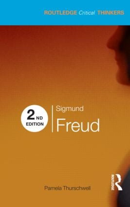 Sigmund Freud book cover