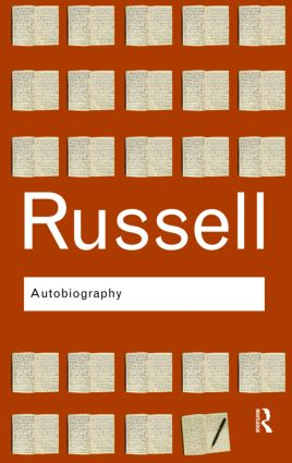 Autobiography: 1st Edition (Paperback) book cover