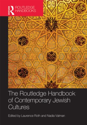 The Routledge Handbook of Contemporary Jewish Cultures (Hardback) book cover