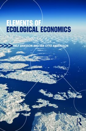 Elements of Ecological Economics: 1st Edition (Paperback) book cover