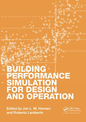 Building Performance Simulation for Design and Operation (Hardback) book cover