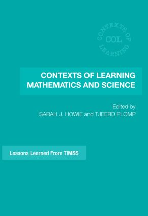 Contexts of Learning Mathematics and Science: Lessons Learned from TIMSS book cover