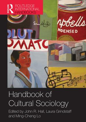 Handbook of Cultural Sociology (Hardback) book cover