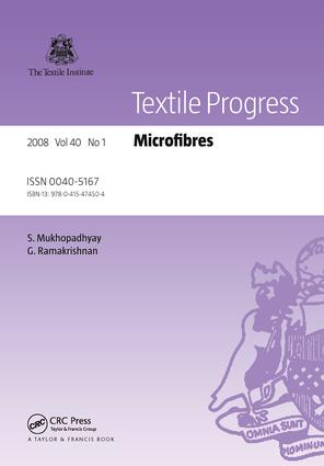 Microfibres: 1st Edition (Paperback) book cover
