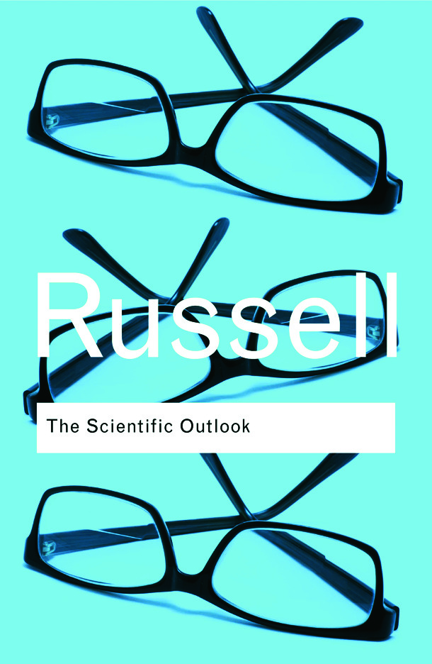The Scientific Outlook: 1st Edition (Paperback) book cover