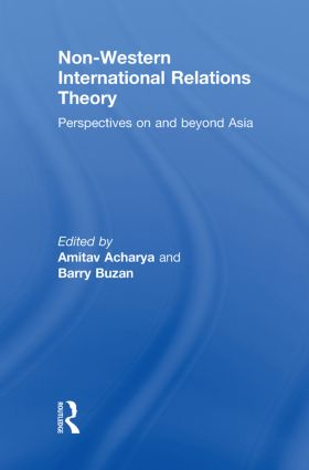 Why is there no non-Western international relations theory? Reflections on and from Korea